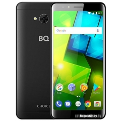 Смартфон BQ-Mobile BQ-5340 Choice (черный)