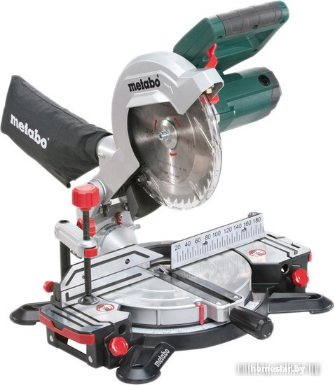 Дисковая пила Metabo KS 216 M Lasercut [619216000]
